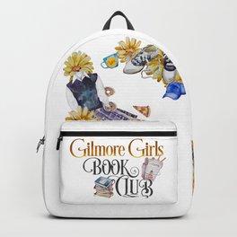 GG Book Club WhiteBG Backpack