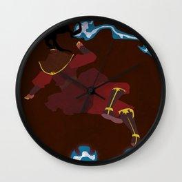 Azula Wall Clock