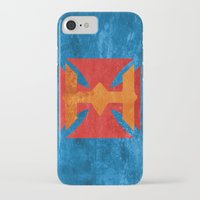he man iPhone & iPod Cases featuring He-Man by Some_Designs