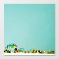 All Summer Long Canvas Print