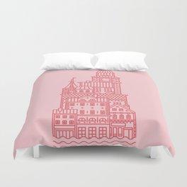 Copenhagen (Cities series) Duvet Cover