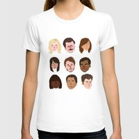 parks and rec T-shirts featuring Parks and Rec by Emma Ehrling