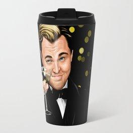 Leonardo DiCaprio Travel Mug