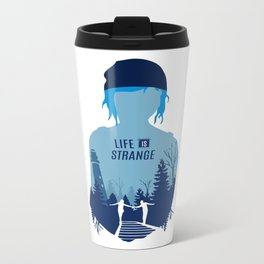 LIFE IS STRANGE Metal Travel Mug