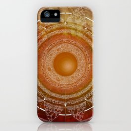 Svadhisthana (carnal knowledge) iPhone Case