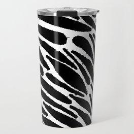 Blackwork Travel Mug