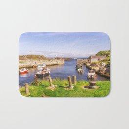The Little Harbour Bath Mat