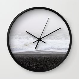 Along the Lost Coast Wall Clock