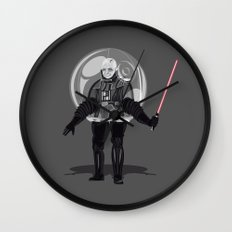 Bubble boy Vdr Wall Clock