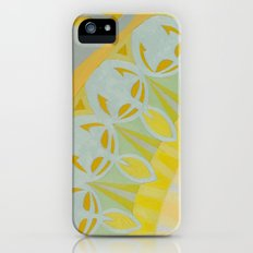 Lampshade Pattern Slim Case iPhone (5, 5s)