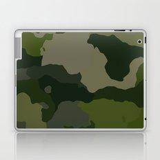 Shades of Green Camo Laptop & iPad Skin