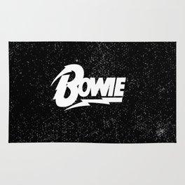 Lightning Bolt Bowie Rug