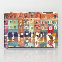 takmaj iPad Cases featuring Evening in Poznań by takmaj