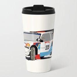Peugeot 205 T16 Metal Travel Mug