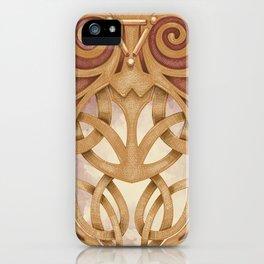 Raised by Mystics iPhone Case