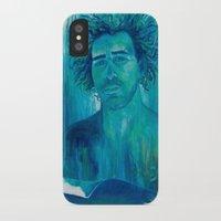 salt water iPhone & iPod Cases featuring Salt Water Soul by Sophia Buddenhagen
