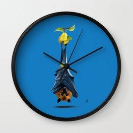 Peared (Colour) Wall Clock