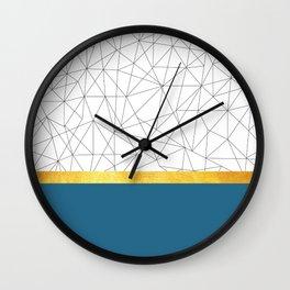 It's in the bones Wall Clock