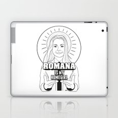 Romana Is My Homegirl Laptop & iPad Skin