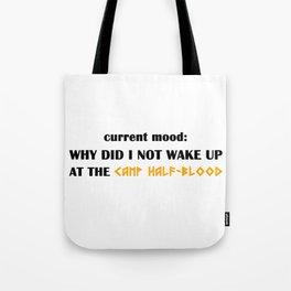 Camp Half-Blood (Percy Jackson) Tote Bag