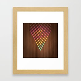 Session 13: XLII Framed Art Print