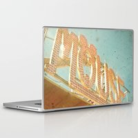 mouse Laptop & iPad Skins featuring Mouse by Cassia Beck