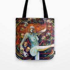 Dance For Kali Tote Bag