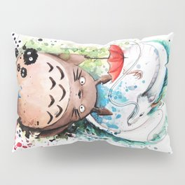 The Crossover Pillow Sham