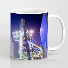 Industrial HDR photography - Steel Plant 2 Coffee Mug
