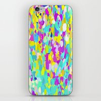 confetti iPhone & iPod Skins featuring Confetti  by Maggie Dylan