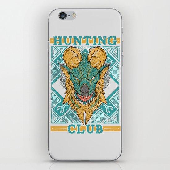 Hunting Club: Jinouga iPhone & iPod Skin