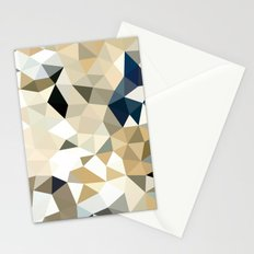 Neutral Tris Stationery Cards