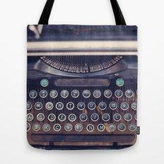qwerty Tote Bag