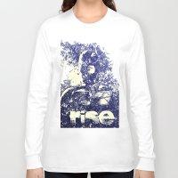 bats Long Sleeve T-shirts featuring Bats by Drmfreak2