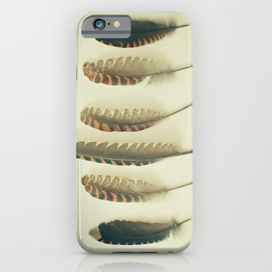 Feathers #2 iPhone & iPod Case