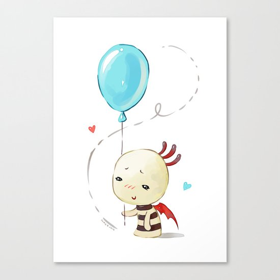 Balloon 2 Canvas Print