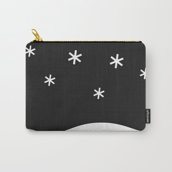 winter Carry-All Pouch