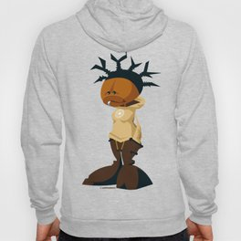 Pictoplasma Girl Hoody