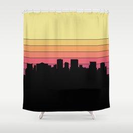 El Paso Skyline Shower Curtain