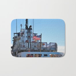 The Diligence At Homeport Bath Mat