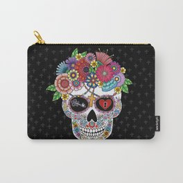 Lost Love BLACK Carry-All Pouch