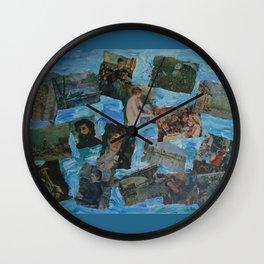 The Impressionists No. 3 COL150215c Wall Clock