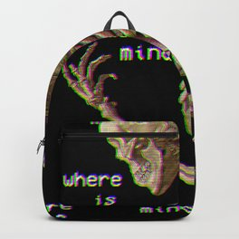 Where Is My Mind Backpack