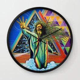 Pinnacle Wall Clock