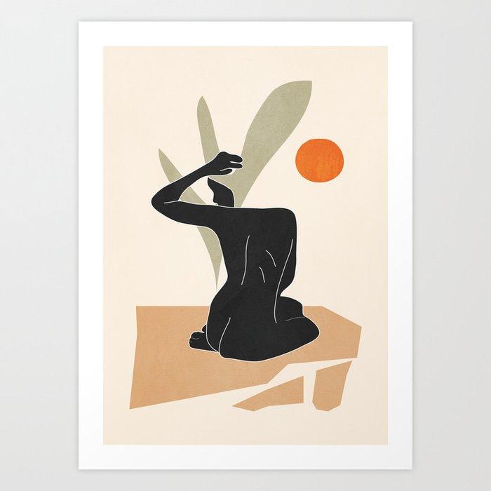 Nude Kunstdrucke
