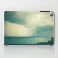 storm iPad Cases featuring Storm by Olivia Joy StClaire