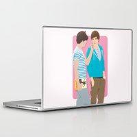 lilo and stitch Laptop & iPad Skins featuring Lilo by Pinkeyyou