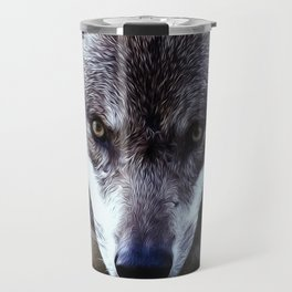 Wolf Predator European Travel Mug