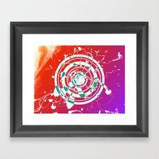 Lavaman Vask Har Framed Art Print