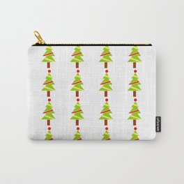 Christmas tree 3 Carry-All Pouch
